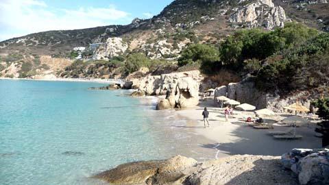 Прекрасный пляж Вулизма, Лассити, Крит